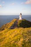 Cap Reinga au Nouvelle-Zélande Images libres de droits