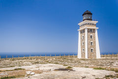 Cap Sainte Marie. The lighthouse of Cape Sainte Marie, the southernmost point of Madagascar Royalty Free Stock Photos