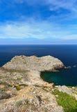 Cap Sandalo - Carloforte images stock