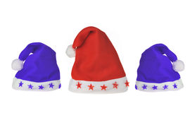 Cap Santa Royalty Free Stock Images