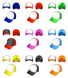 Cap set Royalty Free Stock Photography