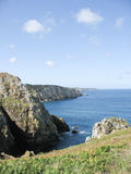Cap Sizun in Brittany Stock Photography