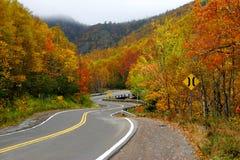 Cap Smokey Trail photos libres de droits