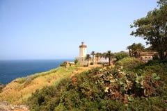 Cap Sparte au Maroc photographie stock