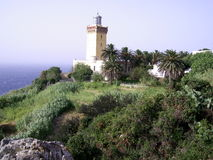 Cap Spartel, Tangier (Morocco) Royalty Free Stock Photo