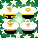 Cap U.S. Army Royalty Free Stock Photo