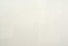 Capa áspera blanca Imagen de archivo libre de regalías