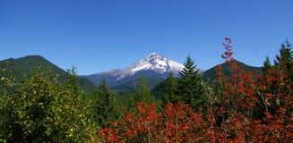 Capa colorida do Mt Fotografia de Stock Royalty Free