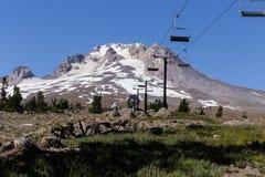 Capa da montagem, Oregon imagens de stock