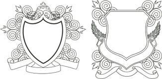 Capa de brazos stock de ilustración