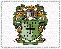 Capa de brazos Foto de archivo libre de regalías