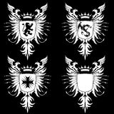 Capa de los brazos 03 góticos Fotos de archivo