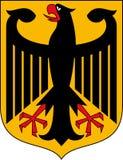 Capa de los brazos Alemania Libre Illustration