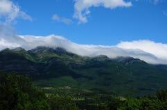 Capa de nubes Imágenes de archivo libres de regalías