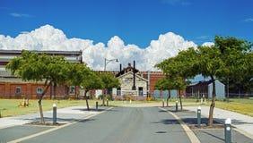 Capa de nubes Fotografía de archivo libre de regalías