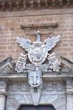 Capa de Palermo de brazos. fotos de archivo libres de regalías