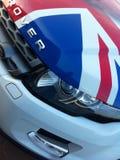 Capa de Rover Evoque da escala Foto de Stock Royalty Free