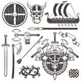 Capa de Valhalla Imágenes de archivo libres de regalías