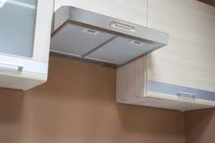 Capa moderna da cozinha Fotos de Stock