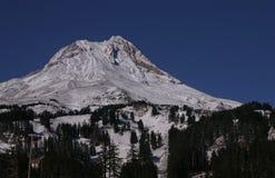 Capa Oregon da montagem imagens de stock