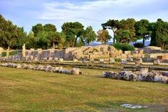 Capaccio paestum意大利 免版税库存照片