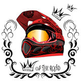 capacete Fotografia de Stock