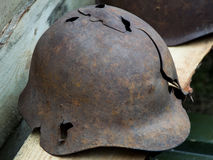 capacete Foto de Stock