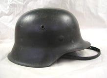 Capacete alemão das forças armadas da guerra mundial 2 WWII foto de stock