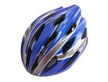 Capacete da bicicleta Imagens de Stock Royalty Free
