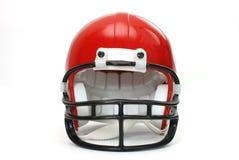 Capacete de futebol americano Fotos de Stock