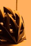 Capacete do ciclismo Imagens de Stock