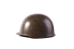 Capacete do exército Imagens de Stock Royalty Free
