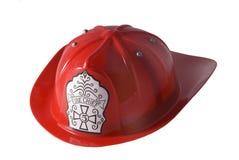 Capacete do sapador-bombeiro Fotografia de Stock