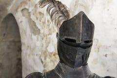 Capacete medieval velho Imagens de Stock Royalty Free