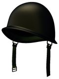 Capacete militar Foto de Stock Royalty Free
