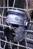 Capacete romano Foto de Stock Royalty Free
