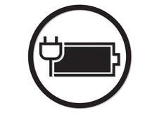 capacidade da bateria ilustração royalty free