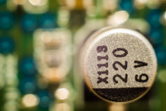 Capacitor Stock Image