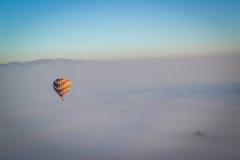 Capadoccia气球 免版税库存图片