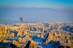 Capadoccia-Ballon Lizenzfreie Stockfotografie