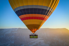 Capadoccia-Ballon Lizenzfreies Stockfoto