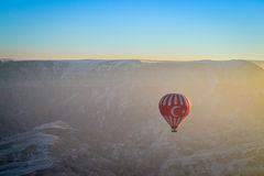 Capadoccia ballong Arkivbilder