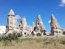 Capadocia (Τουρκία) Στοκ Εικόνα