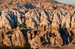 Capadocia de Turquía Foto de archivo libre de regalías