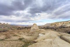 Capadocia dolina indyk Fotografia Royalty Free