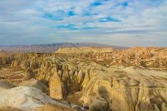 Capadocia landscape Stock Photo
