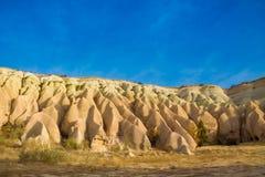 Capadocia landscape Stock Photography