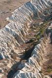 Capadocia von der Türkei Lizenzfreie Stockfotografie