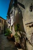 Capalbio, Grosseto Tuscany nadmorski obrazy royalty free
