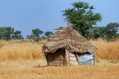 Capanna africana Immagine Stock Libera da Diritti